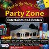 Party Zone Entertainment & Rentals