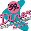 59er Diner Cashmere