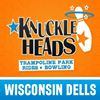 Knuckleheads Trampoline Park • Rides • Bowling