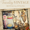 Traveling Vintage Rentals and Styling