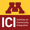 Institute on Community Integration, University of Minnesota