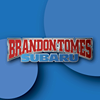 Brandon Tomes Subaru