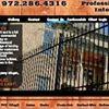 Llano River Fence Company