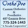 OrthoPro of Reno, Inc.