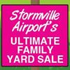 Stormville Airport's Ultimate Family Yard Sale