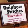 Rainbow Stitches, etc.