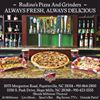 Rudino's Pizza and Grinders of Hope Mills