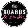 Boards & Brushes