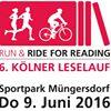 Kölner Leselauf / Cologne Run & Ride for Reading