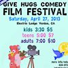Give Hugs Comedy Film Festival