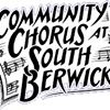 Community Chorus at South Berwick