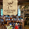 Gateway Lodge Restaurant in Cook Forest