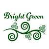 Bright Green Gift Store