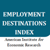 AIER Employment Destinations Index