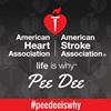American Heart Association - Pee Dee