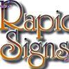 Rapid Signs