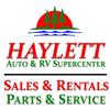 Haylett Auto & RV Supercenter