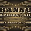 Brannon Graphics & Signs