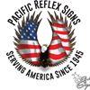 Pacific Reflex Signs