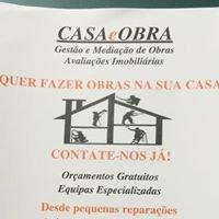 CasaeObra, serviços; gestão de obras; orçamentos integrados.
