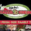"Chile Rey's ""SALSA SO FRESH"""