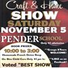 "Northeast Nebraska's HUGE Annual Craft & Home Show ""Fall i iday"" Pender"