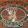 Pinky's Bar & Grill in Courtland, Kansas