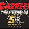 Garrett Tires & Treads