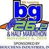BG26.2 & Half Marathon