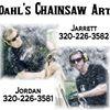Dahl's Chainsaw Art