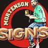 Mortenson Signs