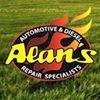 Alan's Automotive & Diesel Repair Specialists, Inc
