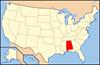 Tillmans Corner, Alabama