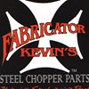 Fabricator Kevin's Steel Chopper Parts