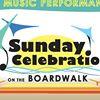 Sunday Celebrations on the Boardwalk