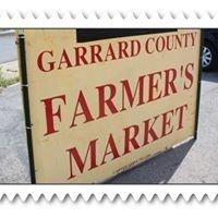 Garrard County Farmer Market