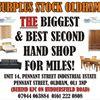 Surplus Stock Oldham / Big White Charity Van