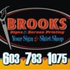 Brooks Signs & Screen Printing