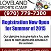 Loveland Sports Camp