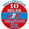 Wellington 10 Miler & Sebastian's 5K Walk/Run