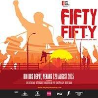 Fifty Fifty Skatefest