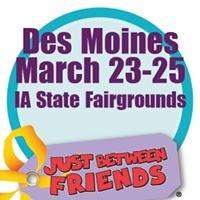 Just Between Friends Des Moines