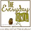 The Everyday Owl - Vintage on eBay -
