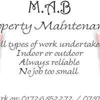 M A B  Property Maintenance