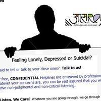 Aasra - helps in suicide prevention