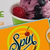 Spin Frozen Yogurt