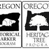 Oregon Heritage Tree and Historical Marker Program
