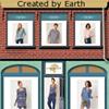 Created by Earth, organic and fair fashion