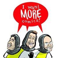 I Want More Comics