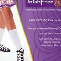 Inishfree Irish Dance Shoes